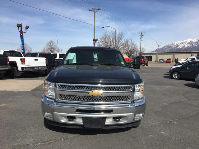 2012 Chevrolet Silverado 1500 LT Ogden, Utah 8