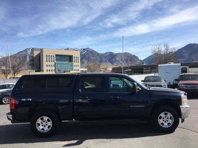 2012 Chevrolet Silverado 1500 LT Ogden, Utah 6