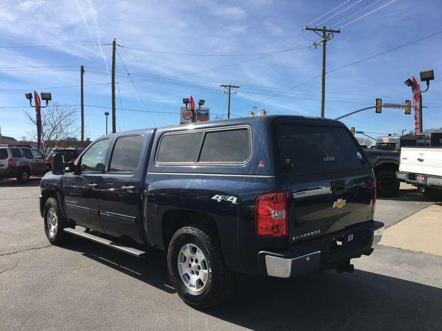 2012 Chevrolet Silverado 1500 LT Ogden, Utah 3