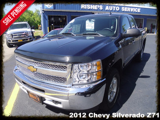 2012 Chevrolet Silverado 1500 LT/Z71 in Ogdensburg New York