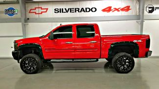2012 Chevrolet Silverado 1500 TRUCK FUEL WHEELS LT BLACK LEATHER LIFTED 4x4 | Palmetto, FL | EA Motorsports in Palmetto FL