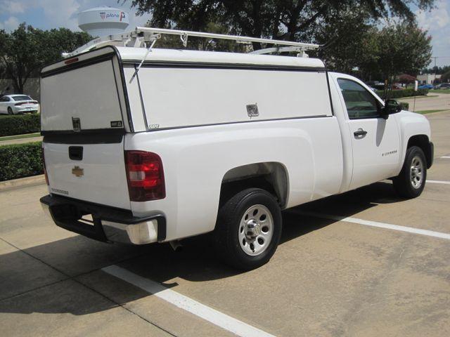 2012 Chevrolet Silverado Reg Cab Utility L/Rack, Real Nice 1 Owner Plano, Texas 11
