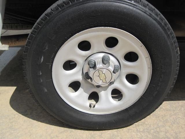 2012 Chevrolet Silverado Reg Cab Utility L/Rack, Real Nice 1 Owner Plano, Texas 26