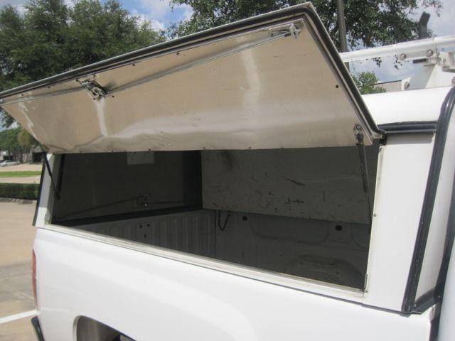 2012 Chevrolet Silverado Reg Cab Utility L/Rack, Real Nice 1 Owner Plano, Texas 14