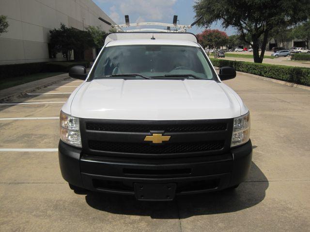 2012 Chevrolet Silverado Reg Cab Utility L/Rack, Real Nice 1 Owner Plano, Texas 2