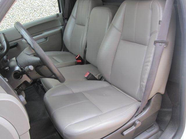 2012 Chevrolet Silverado Reg Cab Utility L/Rack, Real Nice 1 Owner Plano, Texas 18