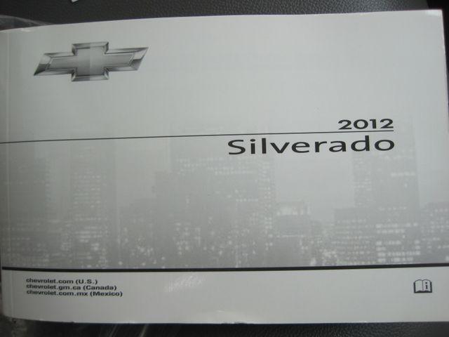 2012 Chevrolet Silverado Reg Cab Utility L/Rack, Real Nice 1 Owner Plano, Texas 30