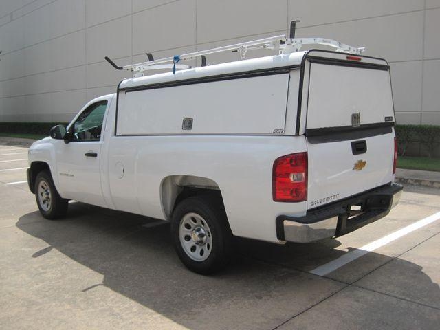 2012 Chevrolet Silverado Reg Cab Utility L/Rack, Real Nice 1 Owner Plano, Texas 7