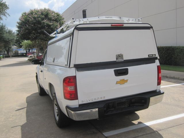 2012 Chevrolet Silverado Reg Cab Utility L/Rack, Real Nice 1 Owner Plano, Texas 8