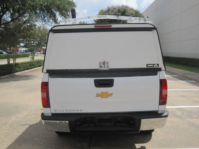 2012 Chevrolet Silverado Reg Cab Utility L/Rack, Real Nice 1 Owner Plano, Texas 9
