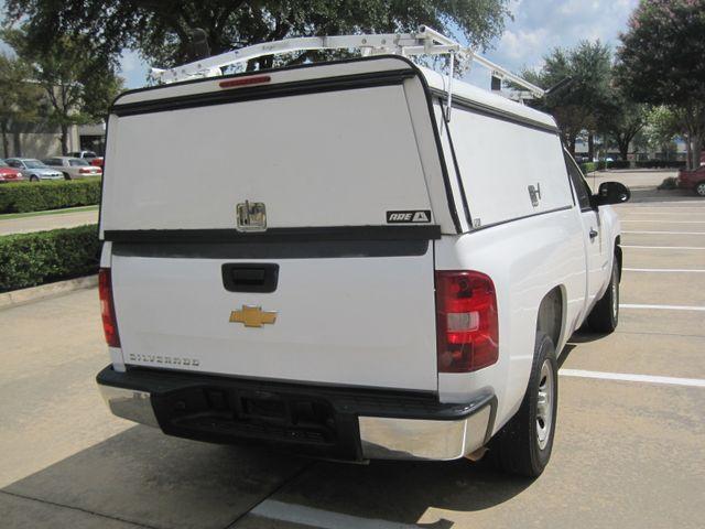 2012 Chevrolet Silverado Reg Cab Utility L/Rack, Real Nice 1 Owner Plano, Texas 10
