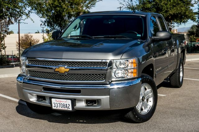 2012 Chevrolet Silverado 1500 LT 4WD - Z71 - TOW PKG Reseda, CA 35