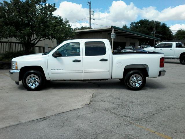 2012 Chevrolet Silverado 1500 LS San Antonio, Texas 2