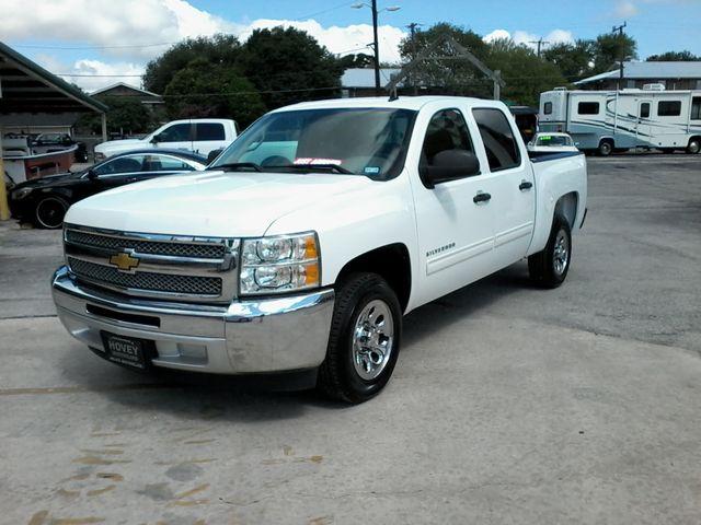 2012 Chevrolet Silverado 1500 LS San Antonio, Texas 1