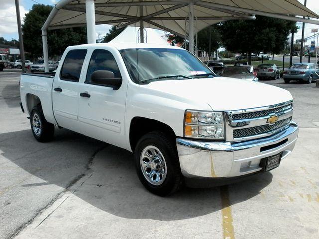 2012 Chevrolet Silverado 1500 LS San Antonio, Texas 7
