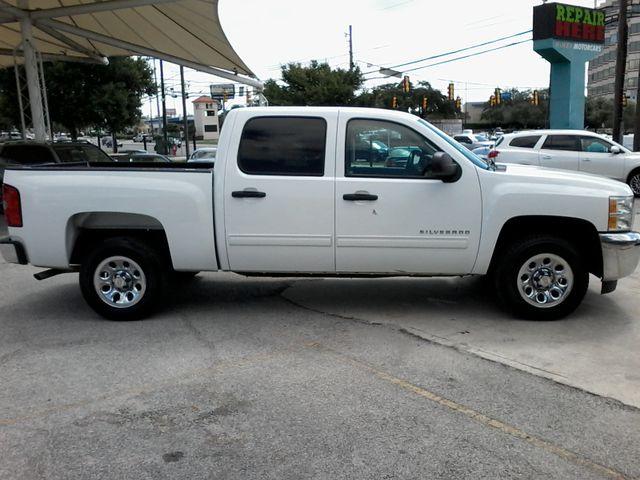 2012 Chevrolet Silverado 1500 LS San Antonio, Texas 8