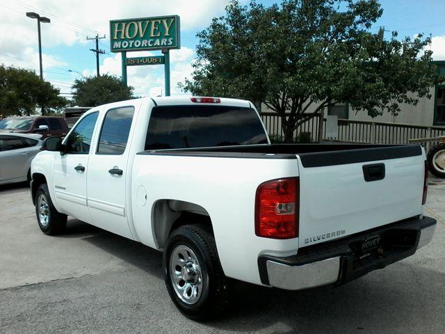 2012 Chevrolet Silverado 1500 LS San Antonio, Texas 5