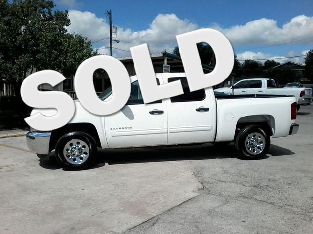 2012 Chevrolet Silverado 1500 LS San Antonio, Texas 0