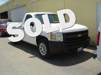 2012 Chevrolet Silverado 1500 Work Truck San Antonio, Texas
