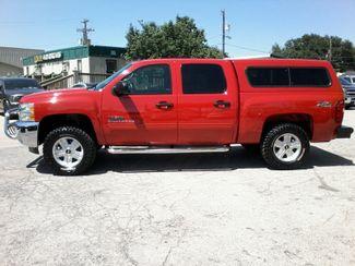 2012 Chevrolet Silverado 1500 LT 6.2L V8 San Antonio, Texas