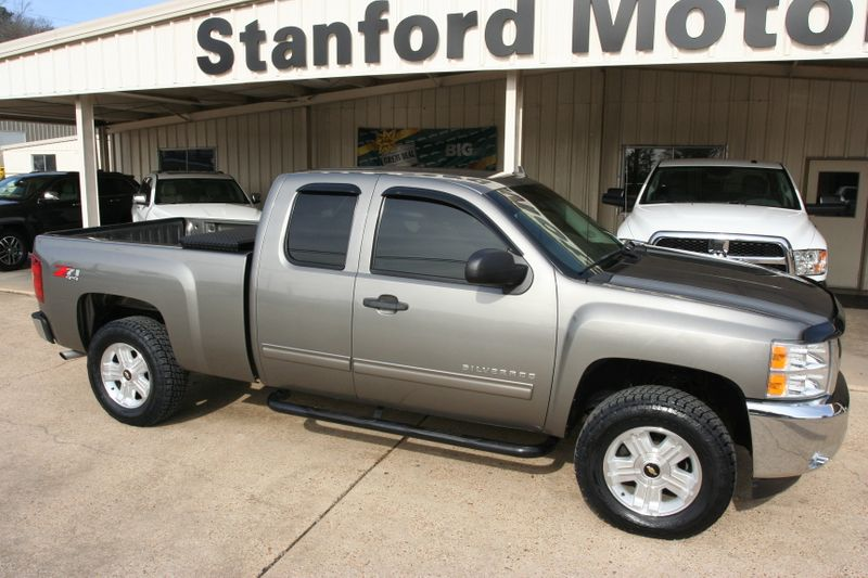 2012 Chevrolet Silverado 1500 LT 4x4 in Vernon Alabama