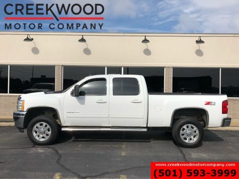 2012 Chevrolet Silverado 2500HD LTZ 4x4 Diesel Z71 Chrome Leather New Tires 1Owner in Searcy, AR