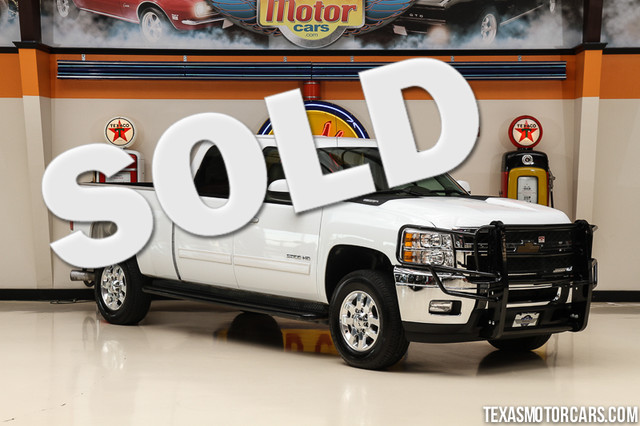2012 Chevrolet Silverado 2500HD LTZ This Carfax 1-Owner 2012 Chevrolet Silverado 2500 LTZ is in gr