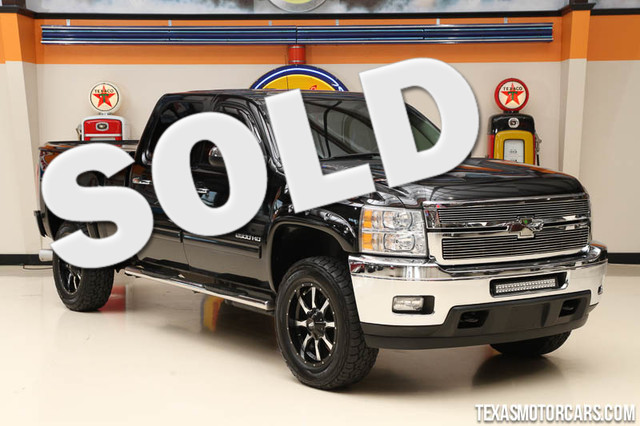 2012 Chevrolet Silverado 2500HD LTZ Financing is available with rates as low as 29 wac Get pr