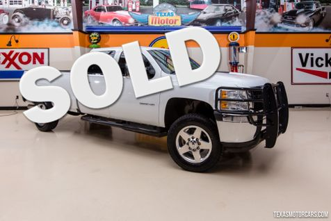 2012 Chevrolet Silverado 2500HD 4X4 Work Truck in Addison