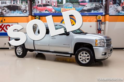 2012 Chevrolet Silverado 2500HD LTZ 4X4 in Addison