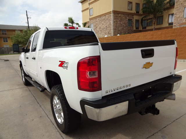 2012 Chevrolet Silverado 2500HD LT Corpus Christi, Texas 2
