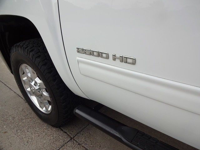 2012 Chevrolet Silverado 2500HD LT Corpus Christi, Texas 10