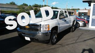 2012 Chevrolet Silverado 2500HD Work Truck East Haven, CT
