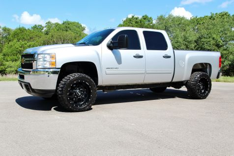 2012 Chevrolet Silverado 2500HD LT - 4x4 in Liberty Hill , TX