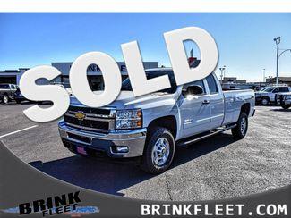 2012 Chevrolet Silverado 2500HD in Lubbock TX