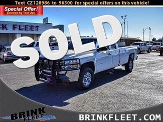 2012 Chevrolet Silverado 2500HD Work Truck | Lubbock, TX | Brink Fleet in Lubbock TX