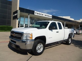 2012 Chevrolet Silverado 2500HD Work Truck in Mesquite TX