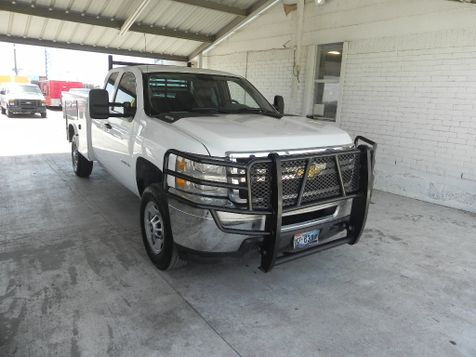 2012 Chevrolet Silverado 2500HD Work Truck in New Braunfels