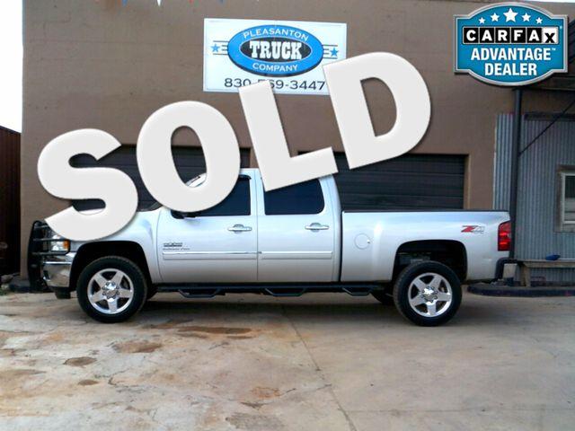 2012 Chevrolet Silverado 2500HD LT | Pleasanton, TX | Pleasanton Truck Company in Pleasanton TX