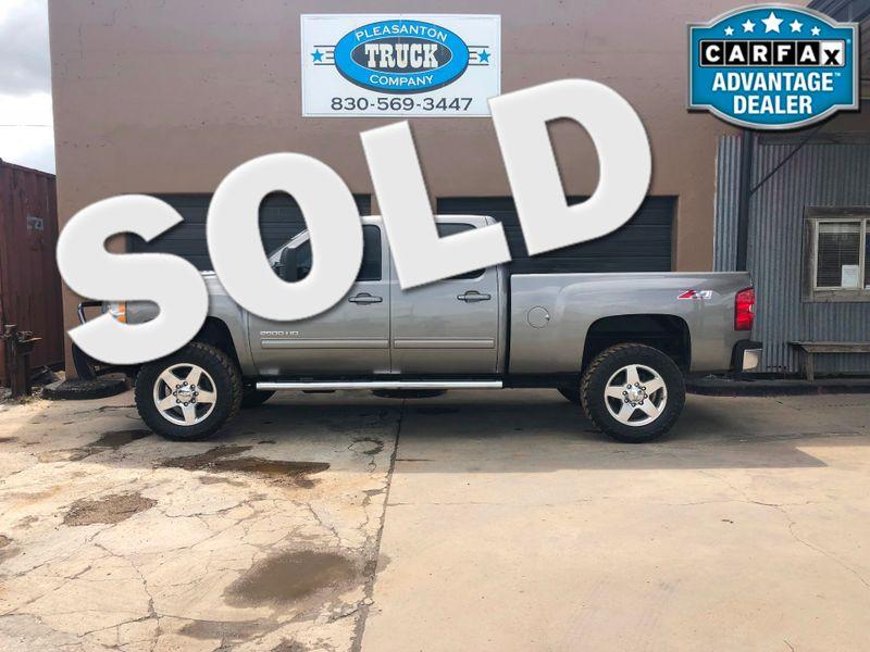 2012 Chevrolet Silverado 2500HD LTZ | Pleasanton, TX | Pleasanton Truck Company in Pleasanton TX