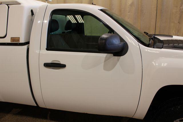 2012 Chevrolet Silverado 2500HD Work Truck Roscoe, Illinois 10