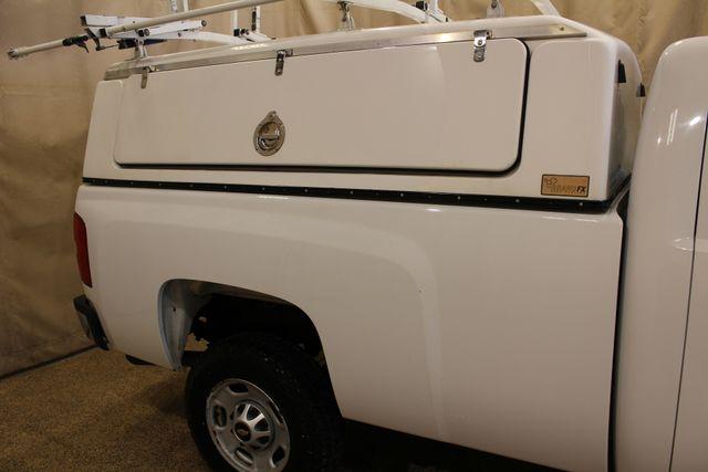 2012 Chevrolet Silverado 2500HD Work Truck Roscoe, Illinois 11