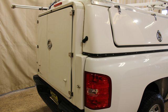 2012 Chevrolet Silverado 2500HD Work Truck Roscoe, Illinois 3
