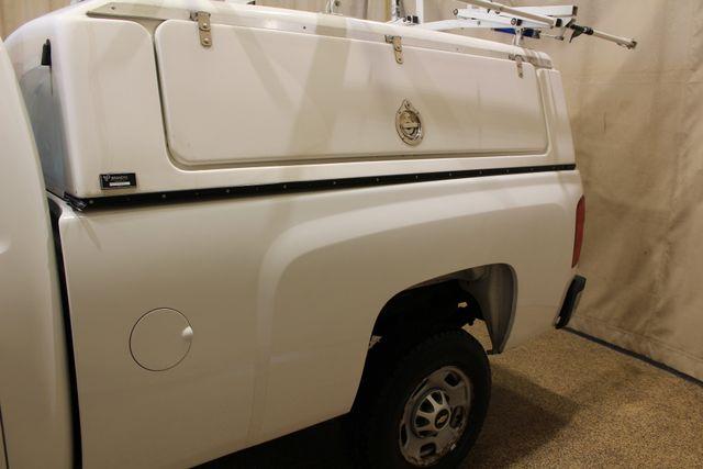 2012 Chevrolet Silverado 2500HD Work Truck Roscoe, Illinois 5