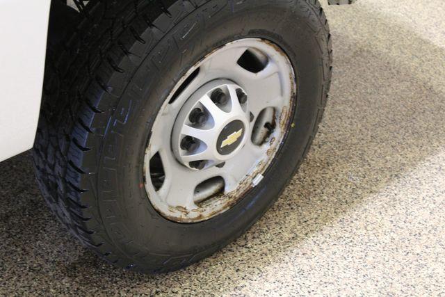 2012 Chevrolet Silverado 2500HD Work Truck Roscoe, Illinois 18