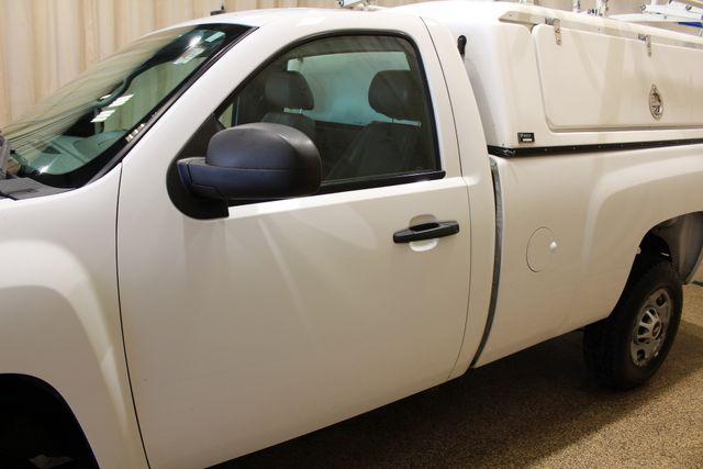 2012 Chevrolet Silverado 2500HD Work Truck Roscoe, Illinois 6