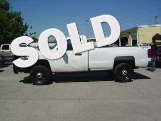 2012 Chevrolet Silverado 2500HD Work Truck San Antonio, Texas