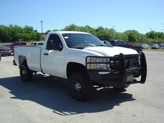 2012 Chevrolet Silverado 2500HD Work Truck San Antonio, Texas 3