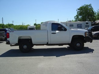 2012 Chevrolet Silverado 2500HD Work Truck San Antonio, Texas 4
