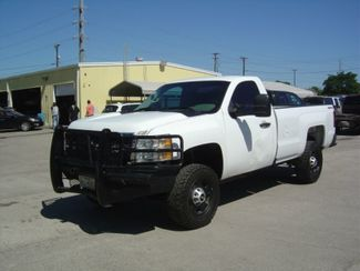 2012 Chevrolet Silverado 2500HD Work Truck San Antonio, Texas 1